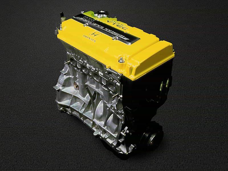 JUN AUTO - JUN SHORT COMPLETE ENGINE
