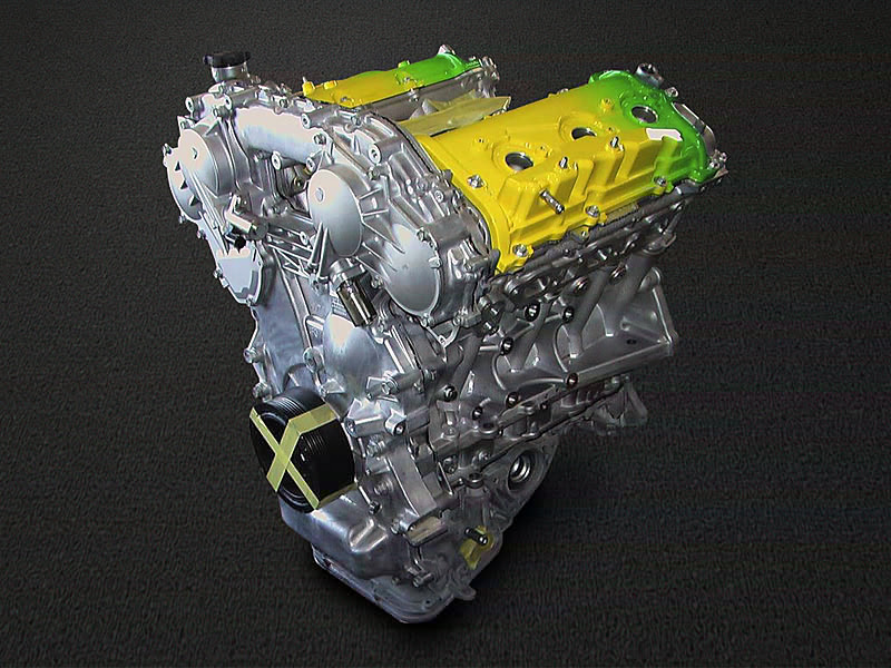 Jun Auto News New Release Short Complete Engine 4 0l