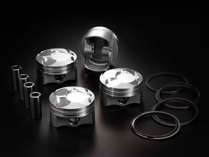 NEW RELEASE: JUN Piston Kit and Connecting Rod for FA20