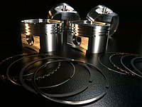 FORGED ALUMINUM PISTON KIT