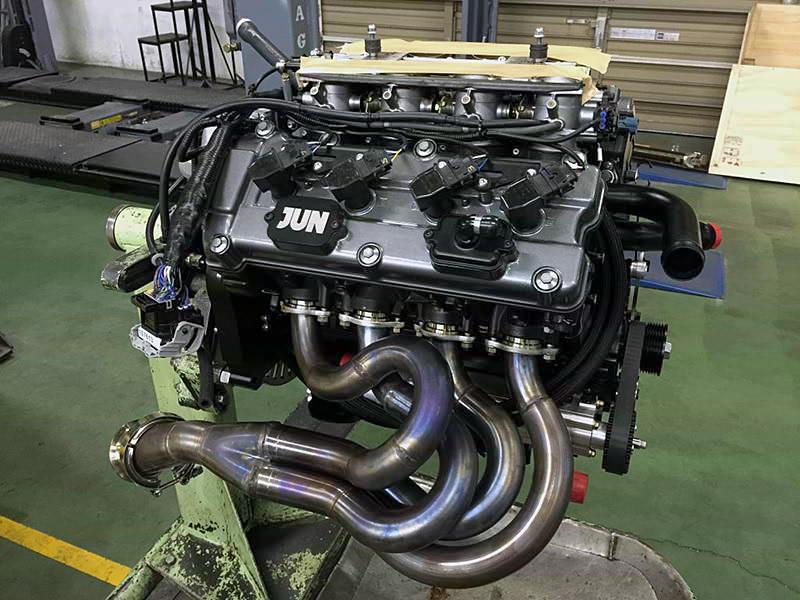JUN AUTO - USED CAR for SALE - JUN Synergy V8 BRZ