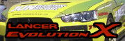 MITSUBISHI LANCER EVOLUTION X PARTS LIST