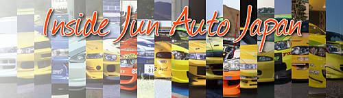 Inside JUN Auto Japan