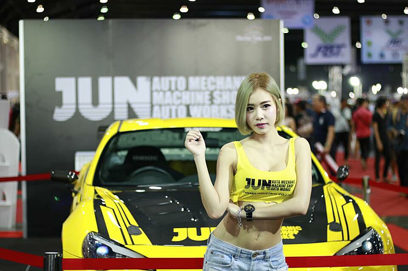 Thank you for visiting the BANGKOK INTERNATIONAL AUTO SALON 2016 in Thailand
