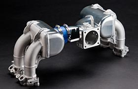 JUN AUTO - NEWS : NEW RELEASE: Surge tank for SUBARU EJ207
