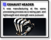 EXHAUST HEADER