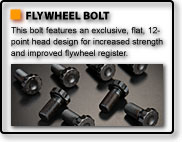REINFORCED FLYWHEEL BOLT
