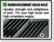 STRENGTHENED HEAD BOLT