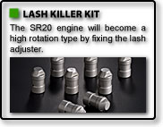 LASH KILLER KIT