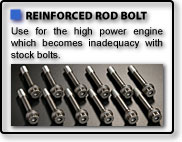 REINFORCED ROD BOLT